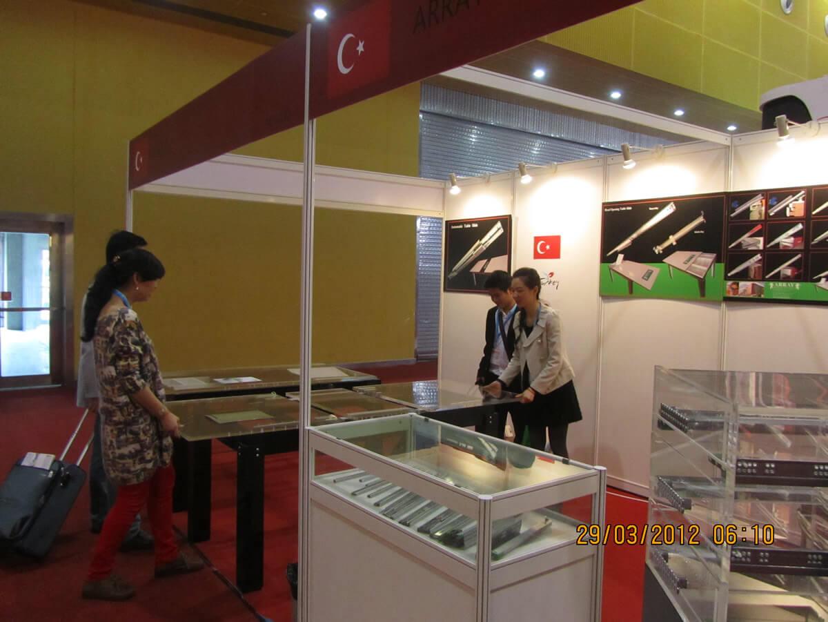 INTERZUM-China Messe 2012