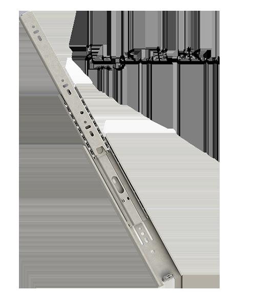 السكك التلسكوبية
